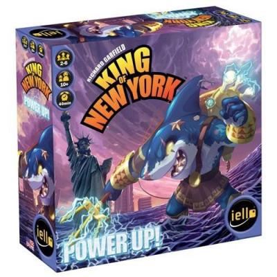 King Of New York: Power Up Exp.