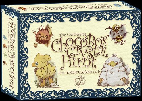 Chocobo's Crystal Hunt (Card Game)