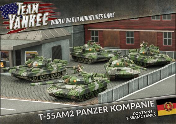 T-55AM2 Panzerkompanie (x5)