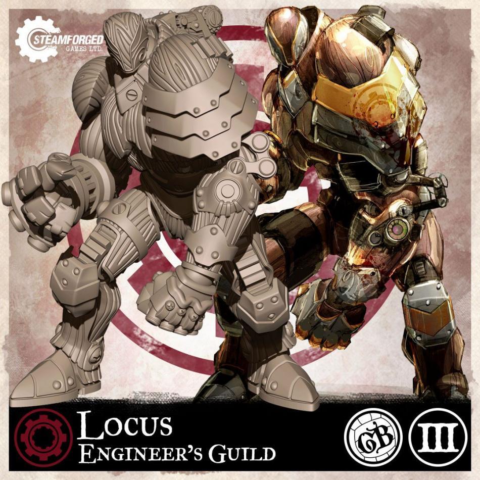 Locus (40 mm)