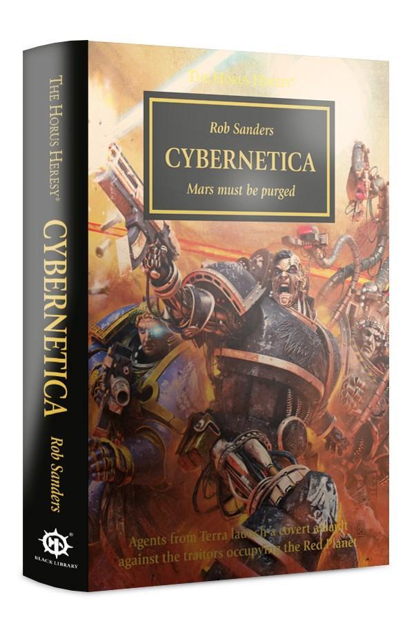 Horus Heresy: Cybernetica (Hardback)