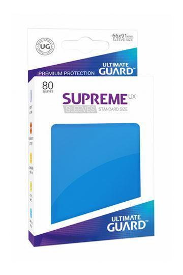 Supreme UX Sleeves Standard Size Royal Blue (80)