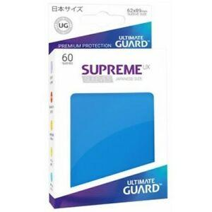 Supreme UX Sleeves Japanese Size Royal Blue (60)