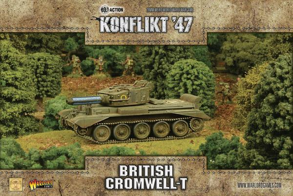 Cromwell with Tesla Cannon
