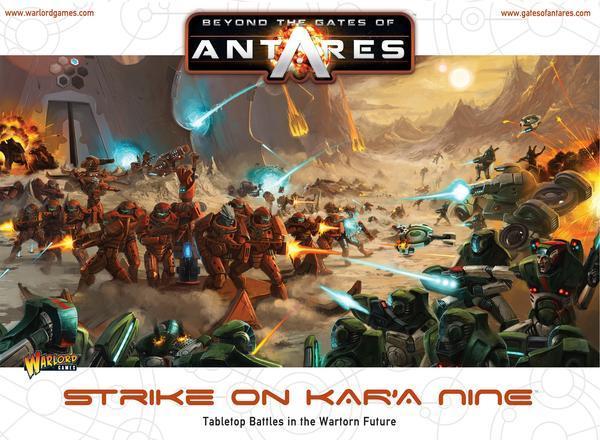 Strike on Kar'A Nine Intro Set Trade Bundle