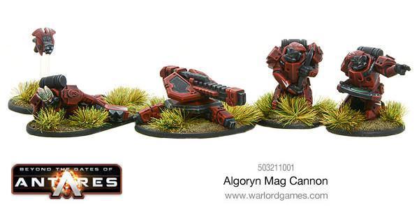 Algoryn Mag Cannon
