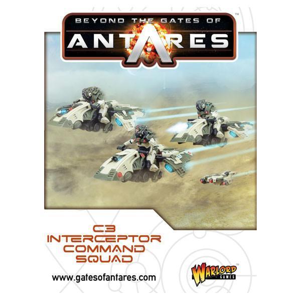 Concord Interceptor Command