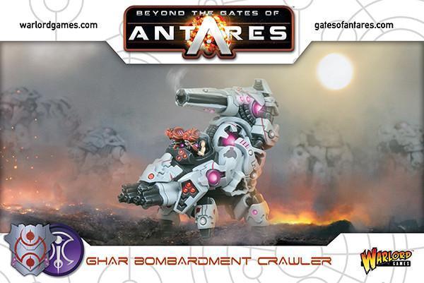 Ghar Bombardment Crawler