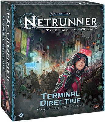 Terminal Directive: Android Netrunner LCG