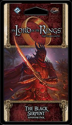 The Black Serpent: Lord of the Rings LCG