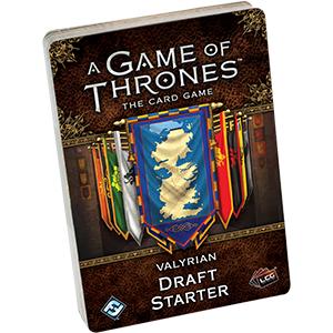 Valyrian Draft Starter: Game of Thrones 2nd Ed
