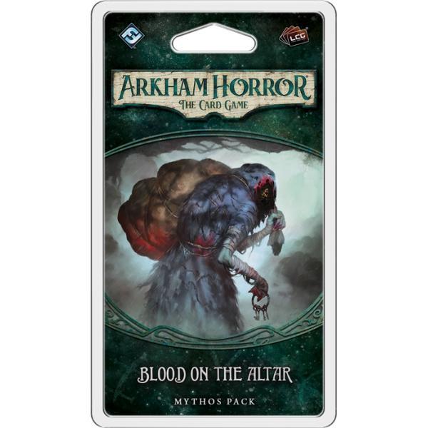 Blood on the Altar Mythos Pack: Arkham Horror LCG Exp.