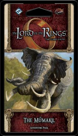 The Mumakil: Lord of the Rings LCG