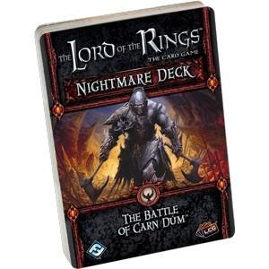 The Lord of the Rings LCG: The Battle of Carn Dum (Nightmare Deck)