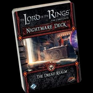The Dread Realm Nightmare Decks: Lord of the Rings LCG Exp.