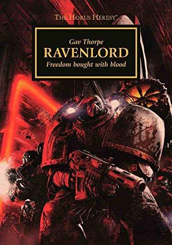 Horus Heresy: Ravenlord (Hardback)