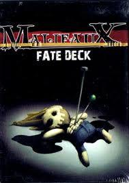 Fate Deck - Burgundy