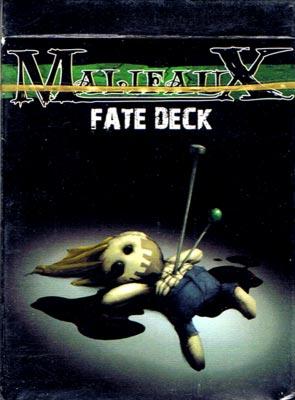Fate Deck - Green