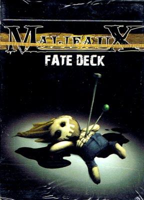 Fate Deck - Gold