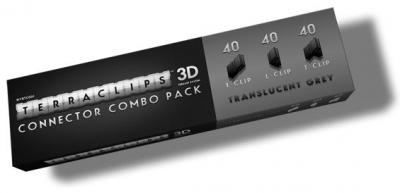 Terraclips Combo Connector Pack