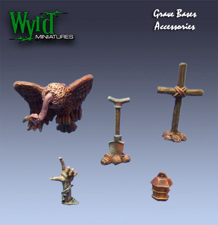 Graveyard Bases - Accessories