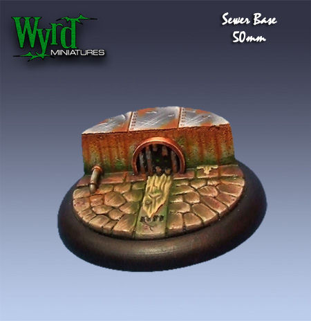 Sewer Bases - 50mm