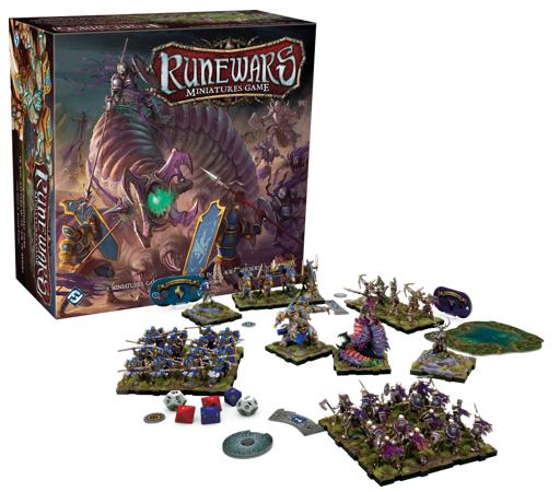 Runewars Miniatures Game Core Set