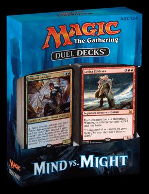 Magic: The Gathering Duel Decks: Mind vs. Might