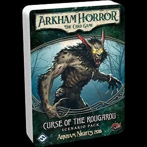 Curse of the Rougarou Scenario Pack