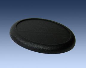 Plastic Bases - 50mm (3 pack)