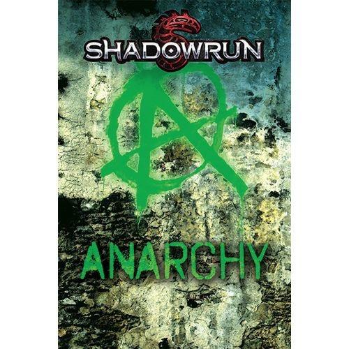 Shadowrun Anarchy LE