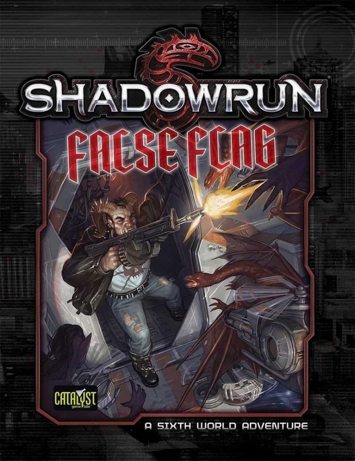 Shadowrun Denver 2 False Flag