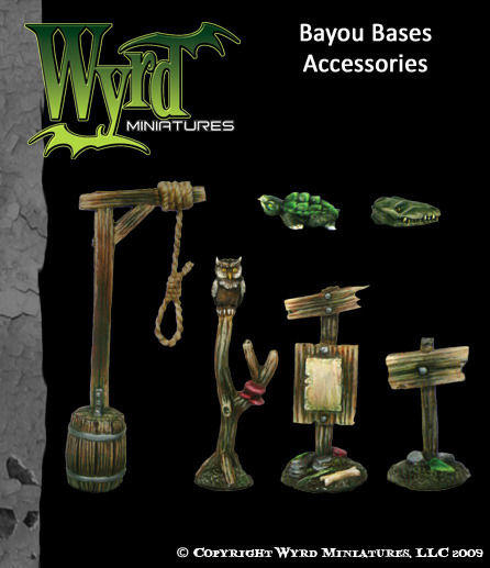 Bayou Bases - Accessories