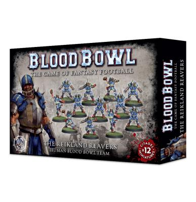 The Reikland Reavers: Human Blood Bowl Team