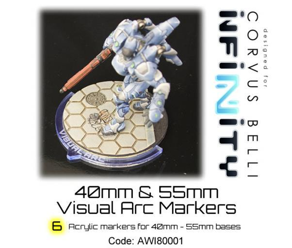 Visual Arc Markers 40/55mm (4,2)