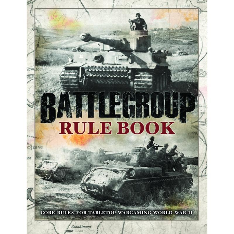 Battlegroup Ruleset (2nd Edition)