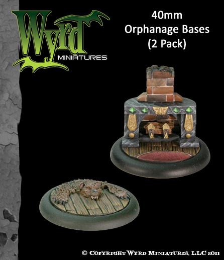 Orphanage Bases 40mm