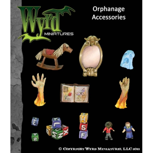 Orphanage Base Accessories