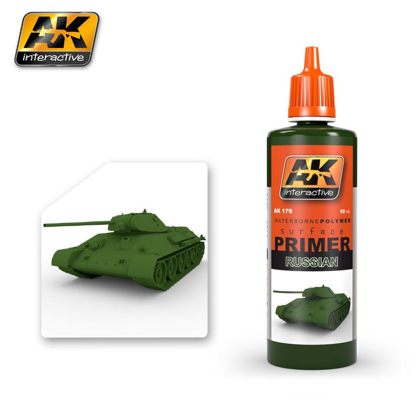 AK Interactive - Russian Primer 60ml