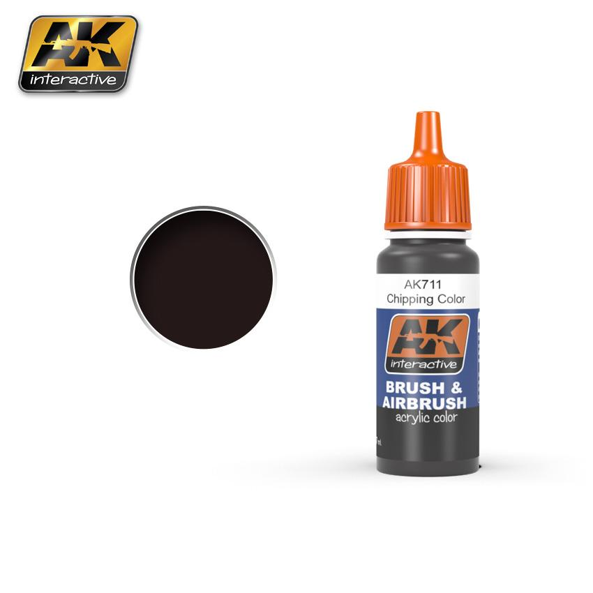 AK Interactive 17ml - Chipping Color