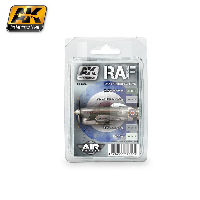 AK Interactive - RAF Day Fighter Scheme Set