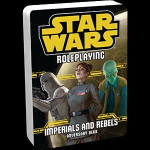 Imperials and Rebels Adversary Pack