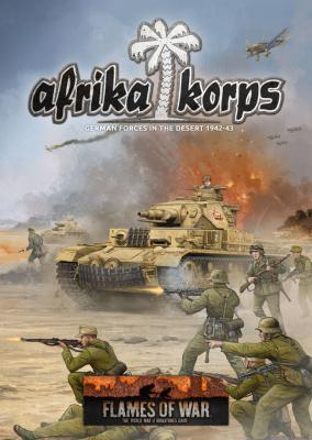 Afrika Korps Army Book (MW A4 HB 48p)