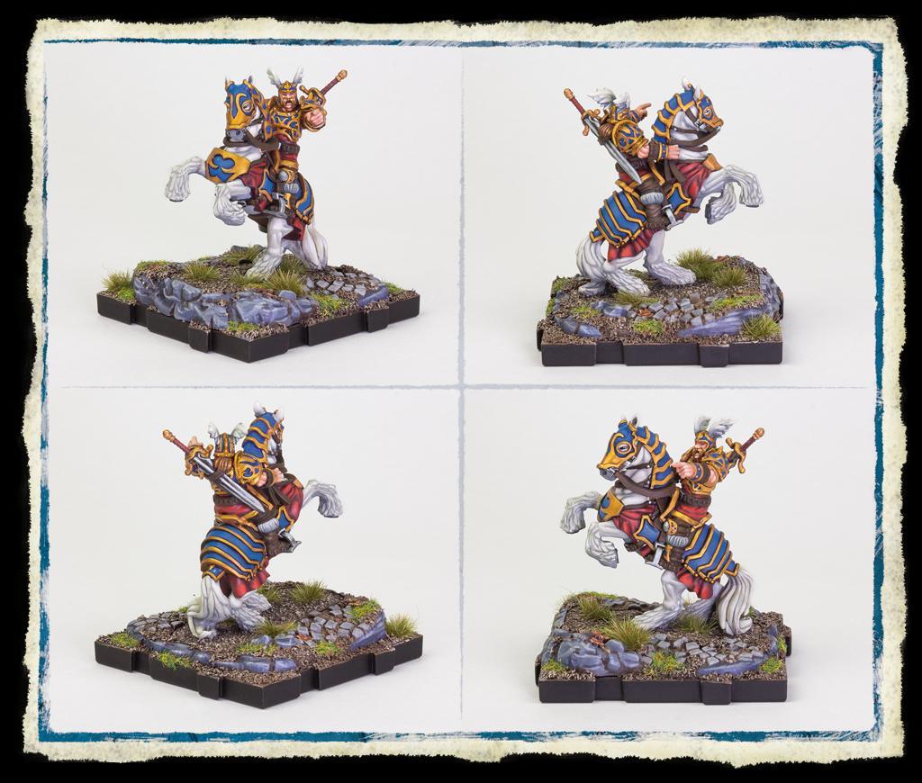 Lord Hawthorne Expansion Pack: Runewars Miniatures Game