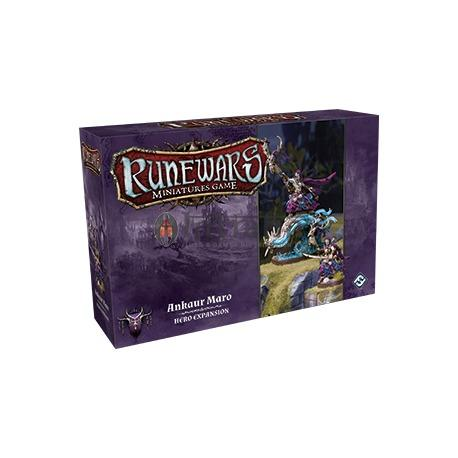 Ankaur Maro Expansion Pack: Runewars Miniatures Game