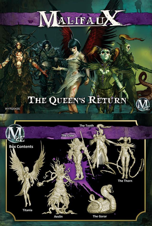 The Queens Return (Titania crew box)