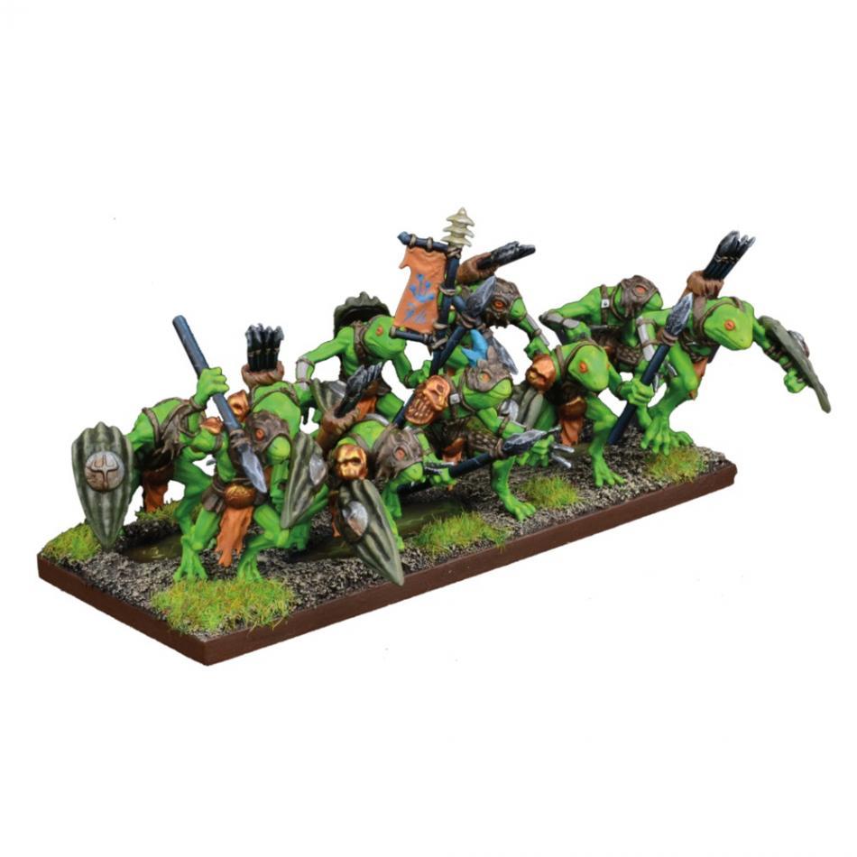 Trident Realms Riverguard Troop