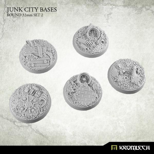 Junk City round 32mm (5) set2