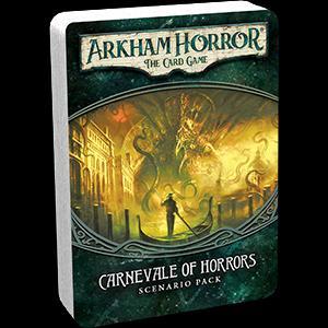 Carnevale of Horrors Scenario Pack