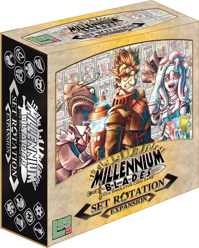 Set Rotation: Millennium Blades Exp.